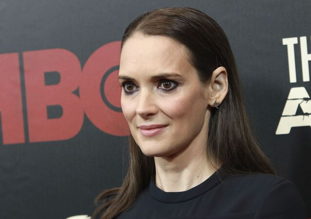 Winona Ryder attends the premiere of HBO's The Plot Against America at Florence Gould Hall on Wednesday, March 4, 2020, in New York