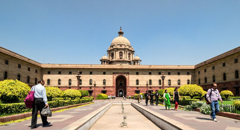 Ministry of Finance / Home Affairs, New Delhi
