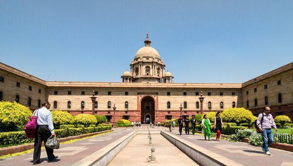 Ministry of Finance / Home Affairs, New Delhi - Sputnik International