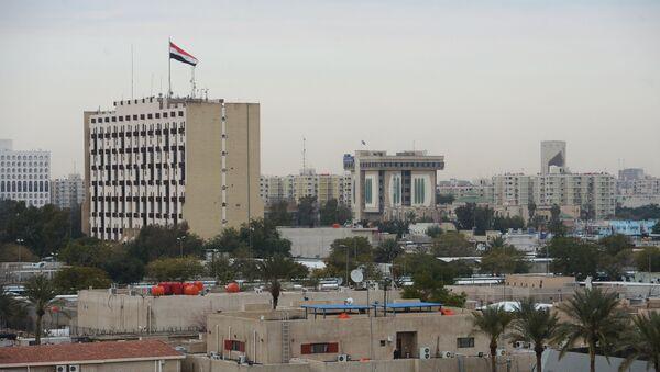 Green Zone inside Baghdad, Iraq - Sputnik International