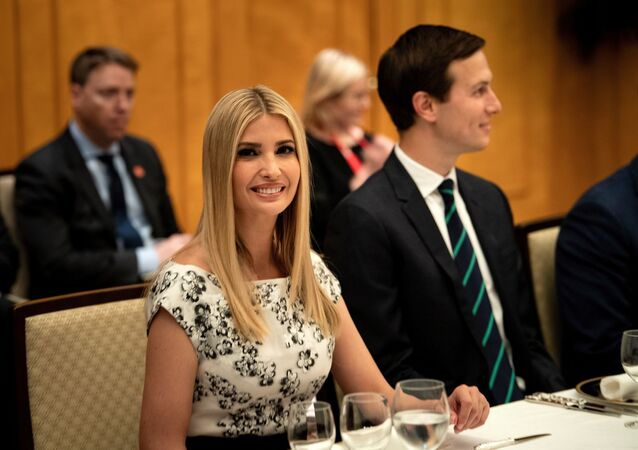 Advisory to the President Ivanka Trump and Senior Advisor Jared Kushner