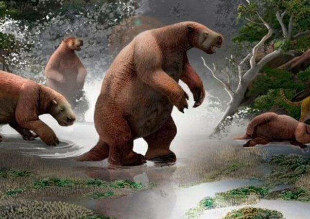 Palaeontologists Offer New Clues to One-Ton 'South-American Yeti' That Went Extinct 10,000 Years Ago