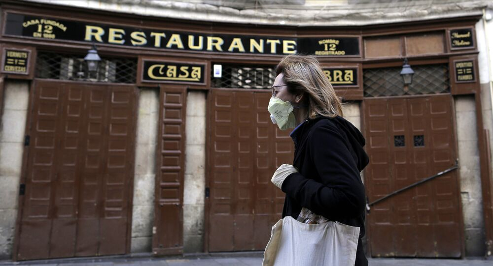Spain declares state of emergency over coronavirus
