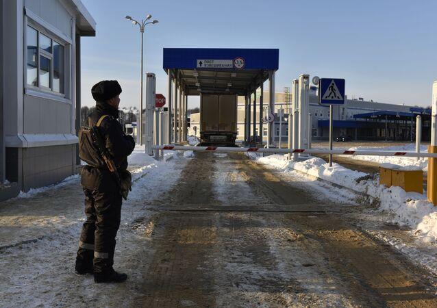 Russia-Belarus border