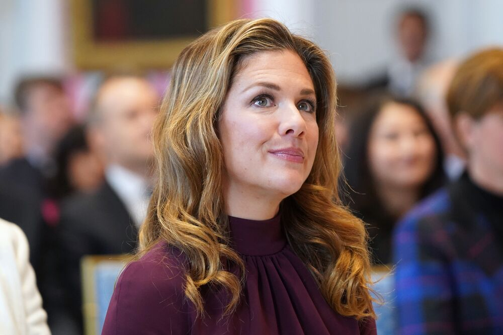 Canadian Prime Minister Justin Trudeau's wife Sophie Gregoire-Trudeau brought coronaviurs from London
