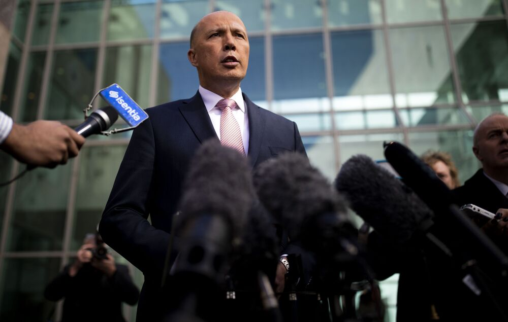 The head of the Ministry of Internal Affairs of Australia Peter Craig Dutton tested positive for coronavirus