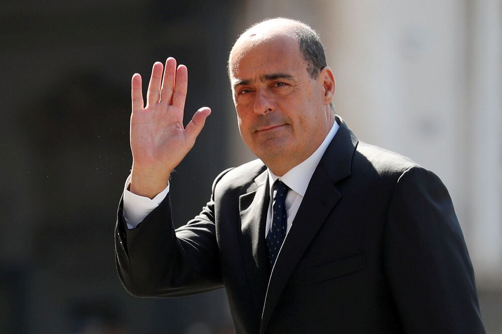 The head of the Democratic Party of Italy, Nicola Zingaretti, learned that he was infected with a coronavirus from doctors