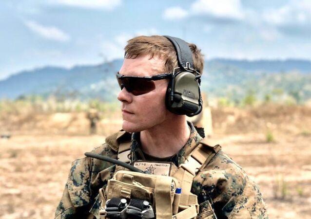 USMC Lance Cpl. Thomas Cade Martin