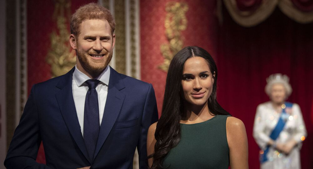 Meghan Markle & Prince Harry Give Their New Nonprofit A Name