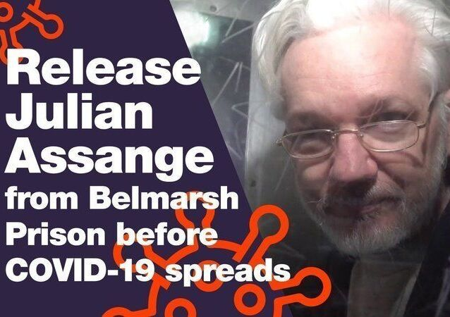 Julian Assange and COVID-19 Belmarsh Release Petition
