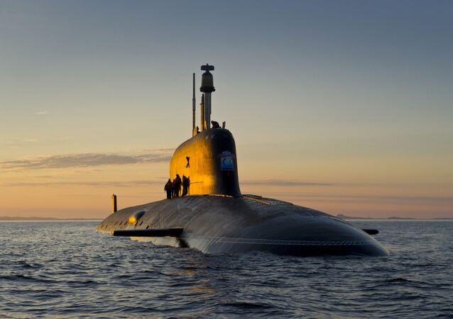 Project Yasen-M submarine