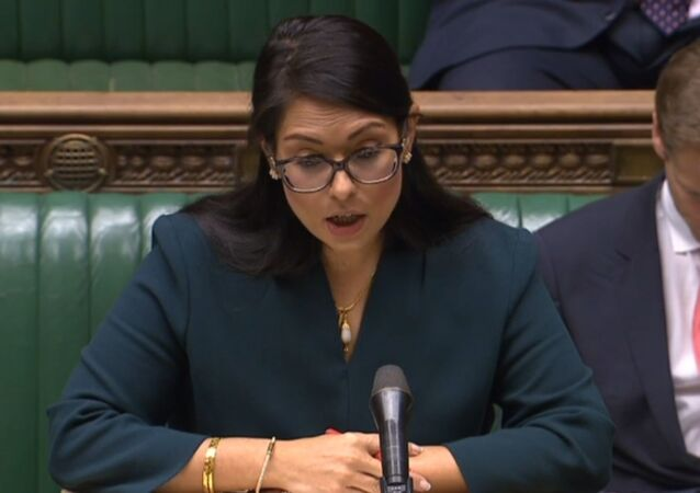 Priti Patel Windrush Generation 19 March 2020