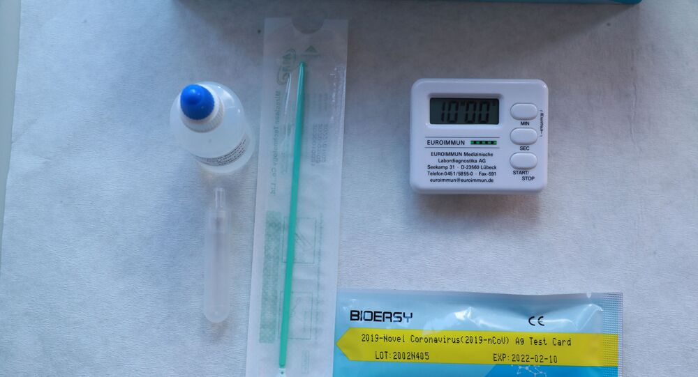 Materials for a rapid test kit for coronavirus (COVID-19)