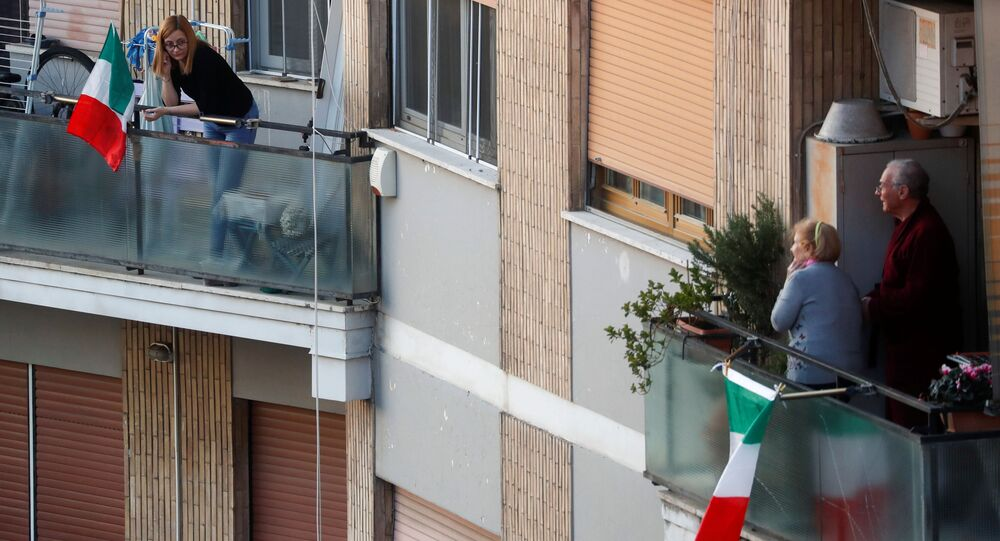 Tomorrow I will grab you!' : Italian mayors Eliminate patience with lockdown dodgers