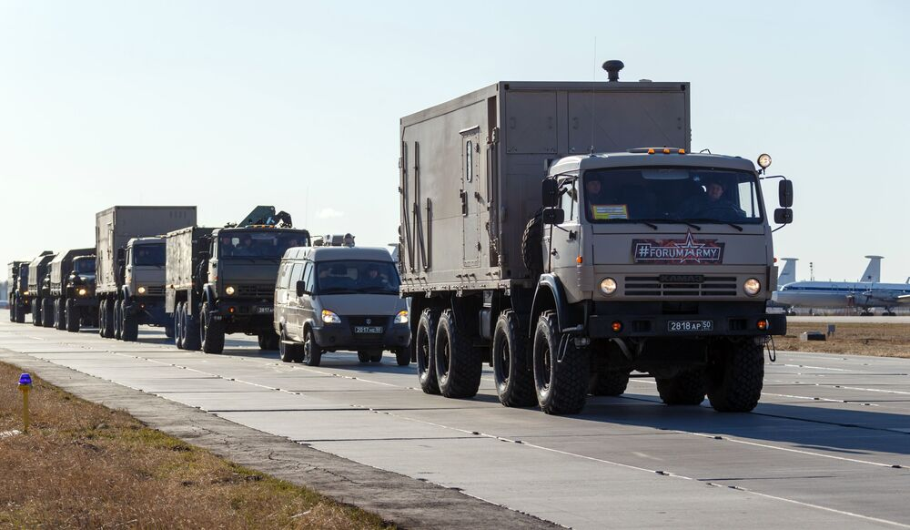 Extending a Helping Hand: How Russia is Aiding Italy's Fight Against Raging COVID-19 Pandemic