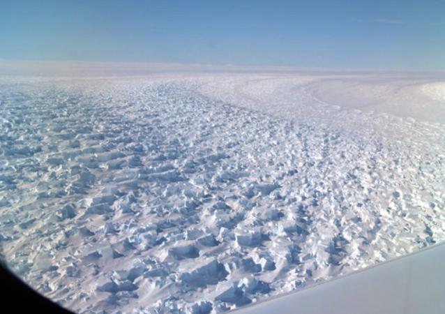 East Antarctica's Denman Glacier