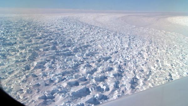 East Antarctica's Denman Glacier - Sputnik International