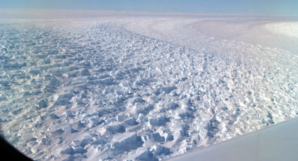 Scientists Discovered Unusual And A Massive Defect In Antarctic Ice Sheet