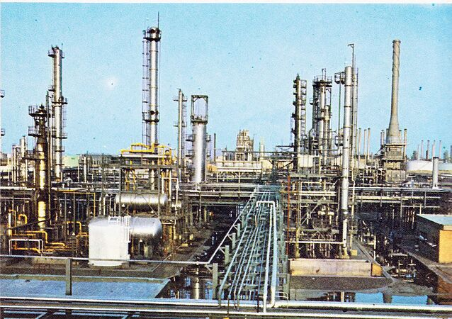 Abadan Petrochemical Complex