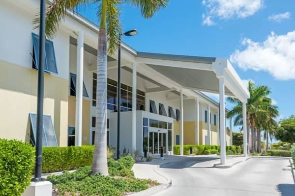 Cheshire Hall Medical Centre in the Turks and Caicos Islands