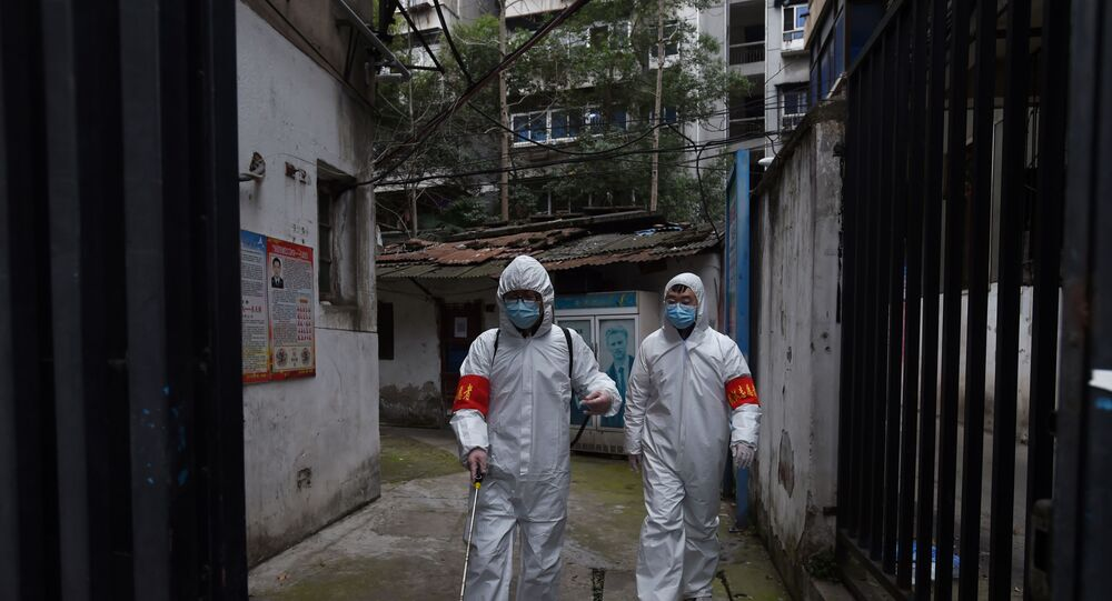 Wuhan no longer at 'high risk' due to coronavirus