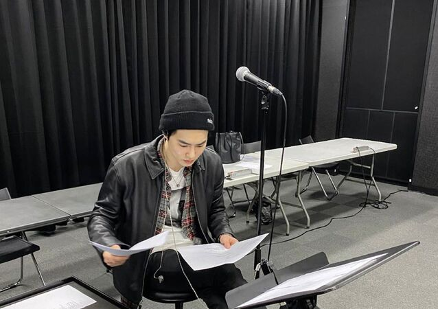 EXO's leader Suho is working on his solo album