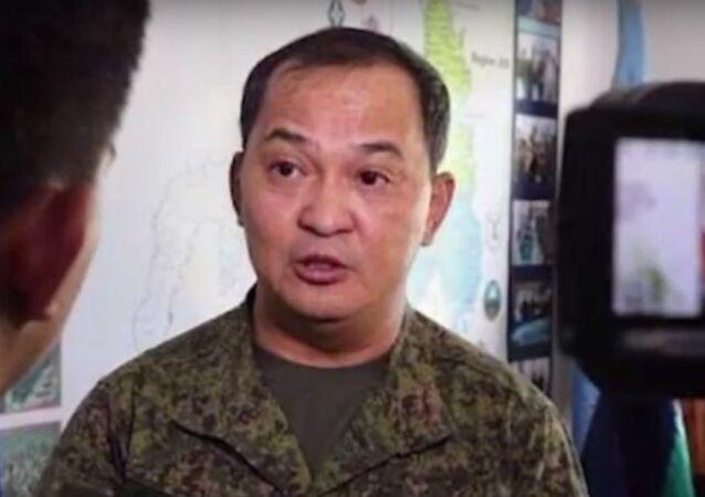 LT. Gen. Felimon Santos Jr