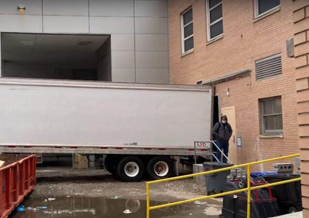 'People Are Dying': Battling Coronavirus Inside a N.Y.C. Hospital