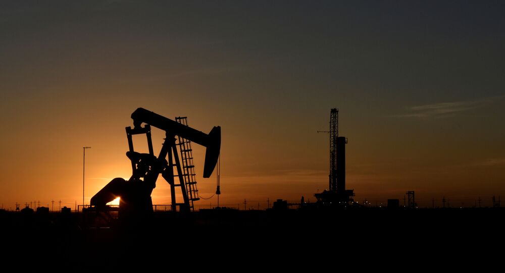 USA  oil market reaches negative prices