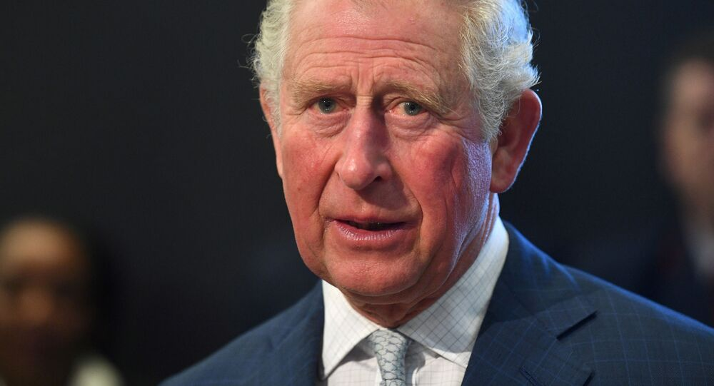 Britain's Prince Charles looks on during a visit to the London Transport Museum, in London, Britain March 4, 2020