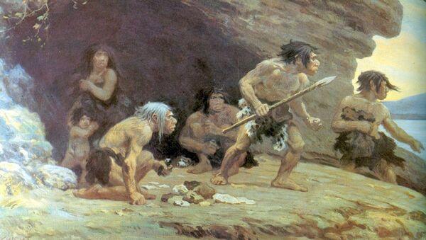 Le Moustier Neanderthals - Sputnik International
