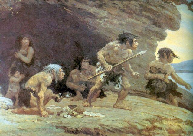 Le Moustier Neanderthals