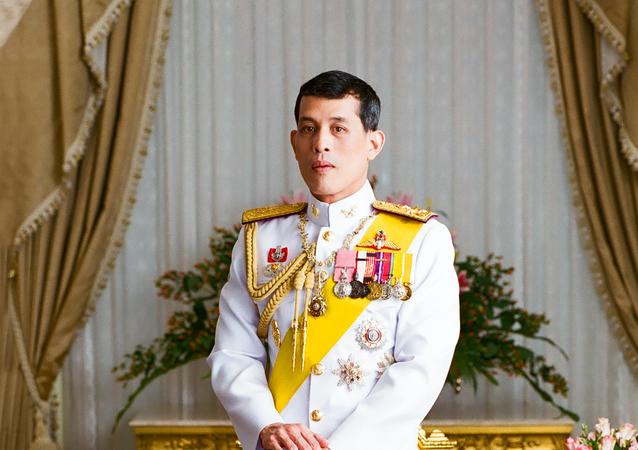 King Maha Vajiralongkorn, Rama X of Thailand