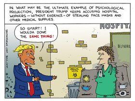Medical Supply Gone Awry