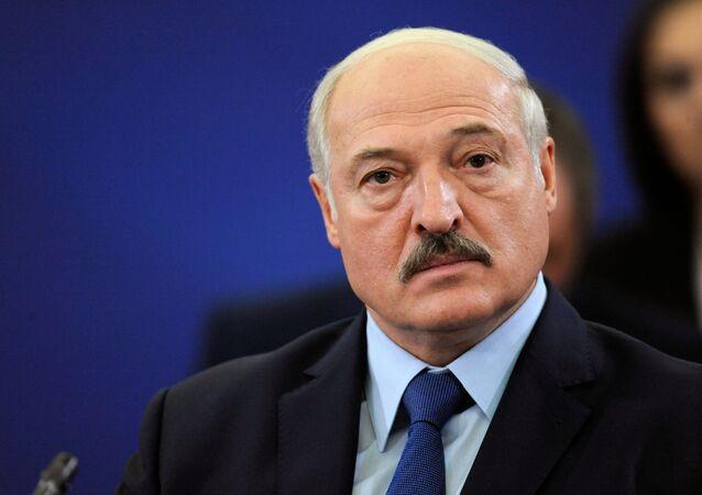 Belarusian President Alexander Lukashenko. File photo.