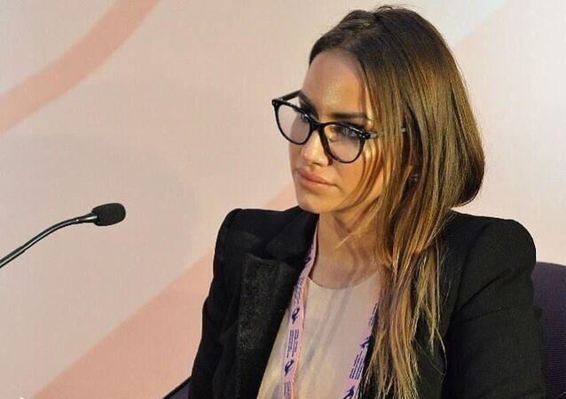 Belgrade parliamentarian Draginja Vlk