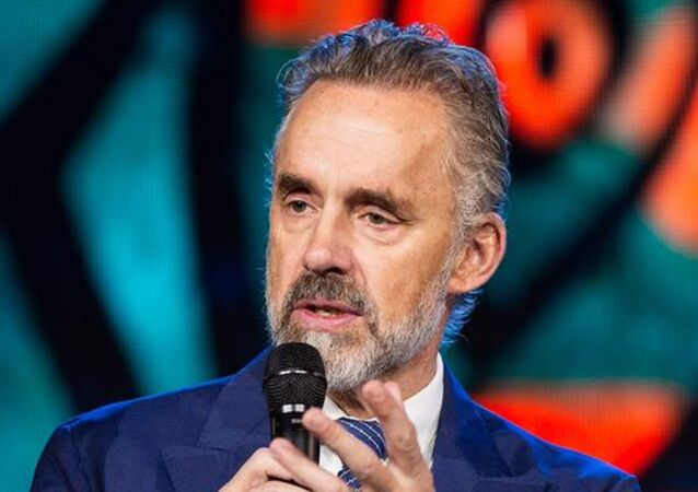 Canadian professor of psychology and public thinker Jordan Peterson