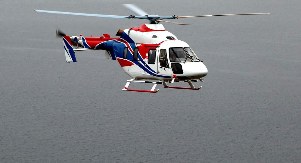 Russian Helicopters Ansat.
