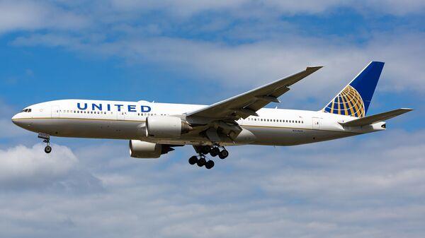 United Airlines, N224UA - Sputnik International