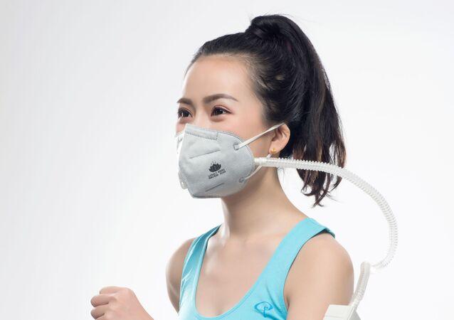 Chinese Scientists Develop Electrostatic Antiviral Masks