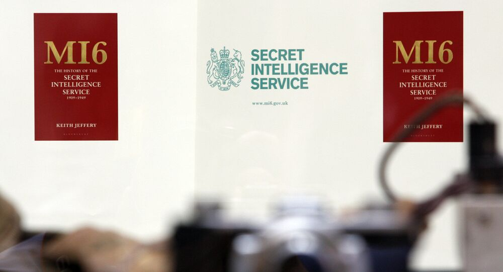 Britain's MI6 intelligence agency