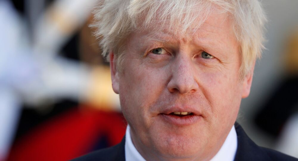 U.K. PM Boris Johnson in intensive care with worsening coronavirus symptoms