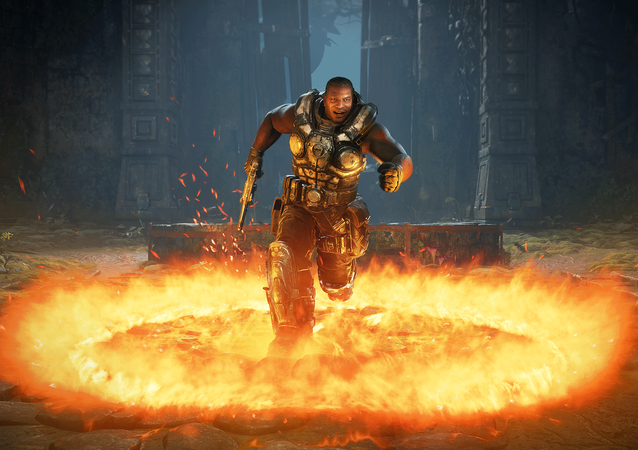 GEARS 5 – OPERATION 3: GRIDIRON