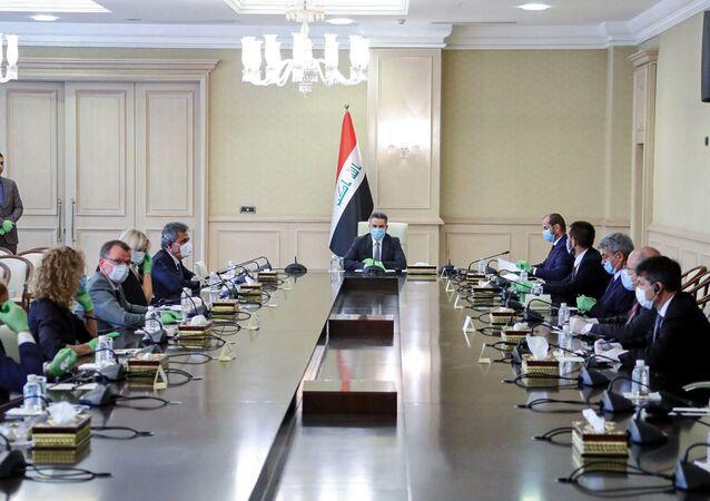 Iraqi PM designate Zurfi resigns
