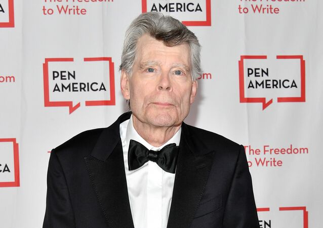 Stephen King attends the 2018 PEN Literary Gala at the American Museum of Natural History on May 22, 2018 in New York City