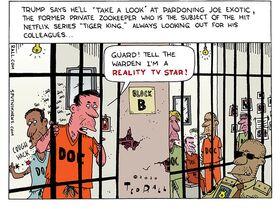 'Exotic' Exoneration