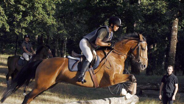 Chinese horse-rider - Sputnik International