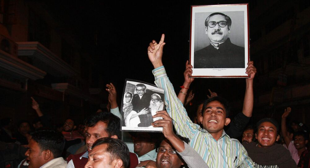 Bangladesh executes killer of founding leader Sheikh Mujibur Rahman