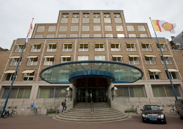 Shell's head office in The Hague