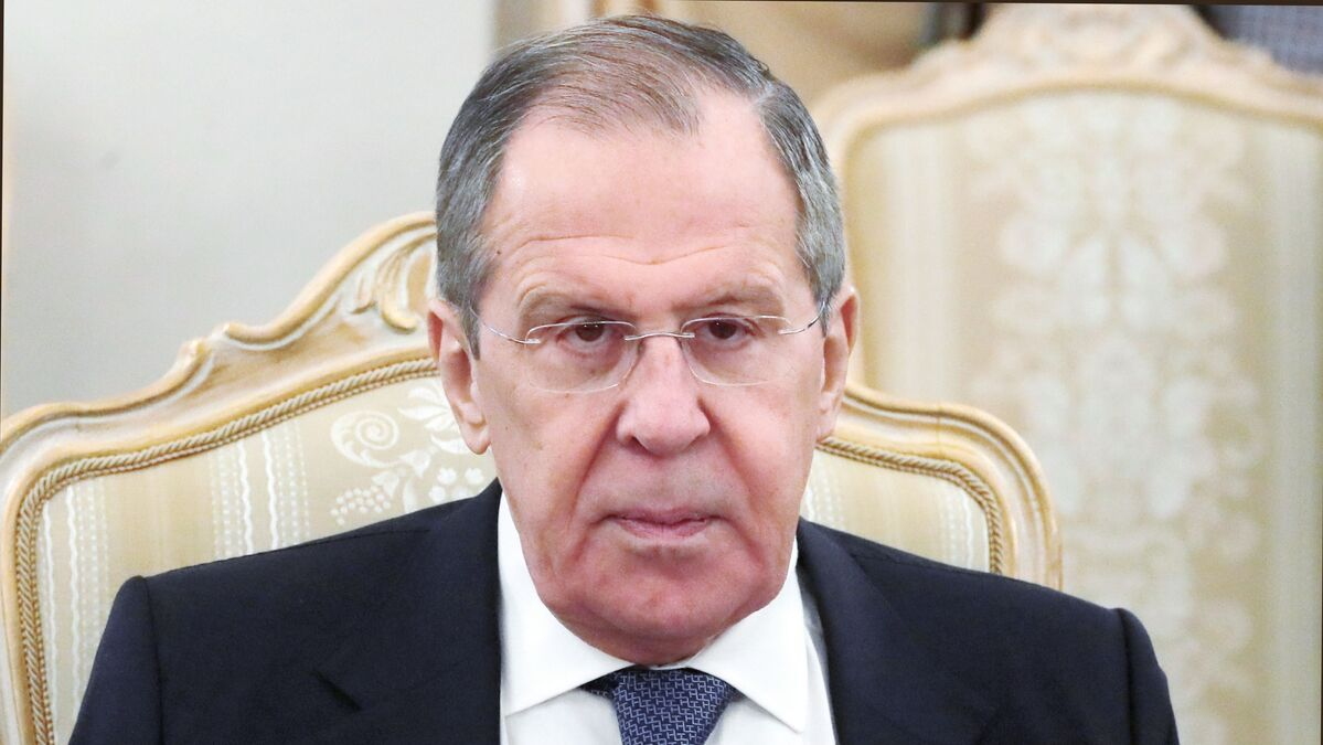 Russia's Foreign Minister Calls Washington's Conditions...